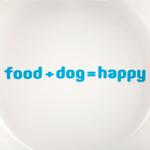 View Image 3 of Pet Studio Andover Dog Dishes - Bluebird