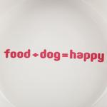 View Image 3 of Pet Studio Andover Dog Dishes - Raspberry Sorbet