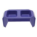 View Image 1 of Pet Studio Contempo Melamine Pet Diner