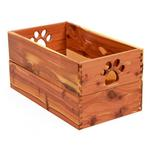 View Image 1 of Pet Toy Box - Cedar