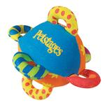 View Image 1 of Petstages Loop Ball Dog Toy