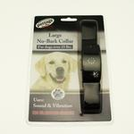 View Image 1 of Pettags No-Bark Collar - Black