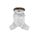 View Image 1 of Pilot Winter Jumpsuit by Puppia - Silver