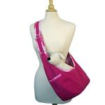 View Image 1 of Pink Cloud Spot Sack Pet Carrier