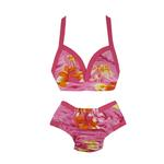 View Image 1 of Hawaiian Dog Bikini - Pink