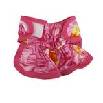 View Image 2 of Hawaiian Dog Bikini - Pink