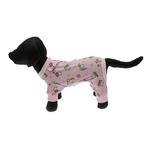 View Image 1 of Pink Owl Dog Pajamas