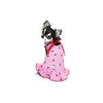 View Image 1 of Pink Strawberry Dog Dress by Hip Doggie