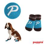 View Image 1 of Pinocchio Dog Socks by Puppia - Blue