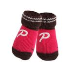 Pinocchio Dog Socks by Puppia - Pink