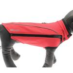 View Image 3 of Pioneer Soft Shell Dog Coat - Red
