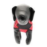View Image 4 of Pioneer Soft Shell Dog Coat - Red