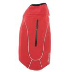 View Image 5 of Pioneer Soft Shell Dog Coat - Red