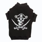 View Image 2 of Pirate Glow in the Dark Tee by Casual Canine