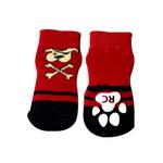 View Image 1 of Pirate Pooch PAWks Dog Socks