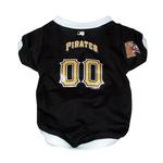 View Image 1 of Pittsburgh Pirates Baseball Dog Jersey