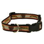 View Image 1 of Pittsburgh Pirates Baseball Printed Dog Collar