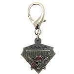 View Image 2 of Pittsburgh Pirates Pennant Dog Collar Charm
