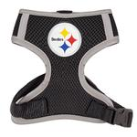 View Image 1 of Pittsburgh Steelers Dog Harness