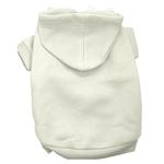View Image 1 of Plain Dog Hoodie - Cream