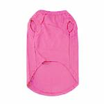 View Image 2 of Plain Dog Shirt - Bright Pink