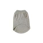 View Image 2 of Plain Dog Shirt - Gray