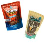 View Image 1 of Plato Salmon Dog Treats