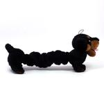 View Image 2 of Plush Puppies Bungee Rottweiler Dog Toy