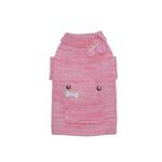 View Image 2 of Pocket Sweater by Dogo - Pink