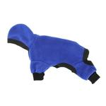 Polarctic Fleece Jumpsuit - Royal Blue