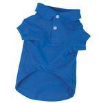 View Image 1 of Polo Dog Shirt - Nautical Blue