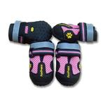 View Image 1 of Mesh Dog Shoes - Pink