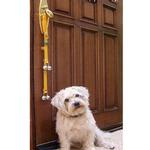View Image 9 of Poochie Bells Dog Doorbell - Classic Stripe Designs