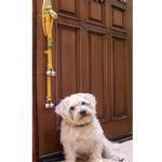 View Image 9 of Poochie Bells Dog Doorbell - Classic Stripe Designs