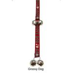 View Image 11 of Poochie Bells Dog Doorbell - Doggie Dialogue Designs
