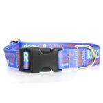 View Image 2 of Poochie Bells Saving Spot Dog Collar - Rescue Me