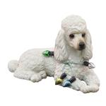 View Image 1 of Poodle Christmas Ornament