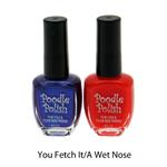 View Image 1 of Poodle Polish Dual Pack Dog Nail Polish