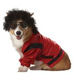 View Image 1 of Pop King Dog Halloween Costume