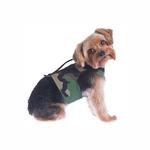 View Image 1 of Power Reversible Dog Harness - Camo & Brown