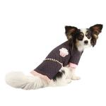 View Image 1 of Precious Dog Dress by Pinkaholic - Navy