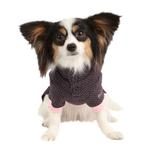 View Image 4 of Precious Dog Dress by Pinkaholic - Navy