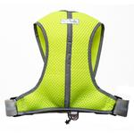 View Image 3 of Precision Sport Mesh Dog Harness - Lime