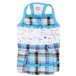 View Image 1 of Pre-School Dog Dress by Pinkaholic - Sky Blue