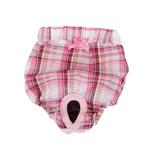View Image 1 of Pre-School Dog Sanitary Pants by Pinkaholic - Pink