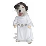 View Image 1 of Princess Leia Dog Halloween Costume
