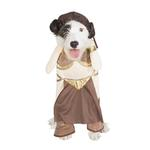 View Image 1 of Princess Leia Slave Girl Dog Halloween Costume