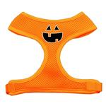 View Image 1 of Pumpkin Halloween Dog Harness - Orange