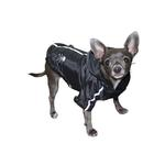 View Image 1 of Pupagonia Skull Dog Parka - Black