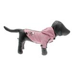 View Image 3 of Pupagonia Skull Dog Parka - Pink